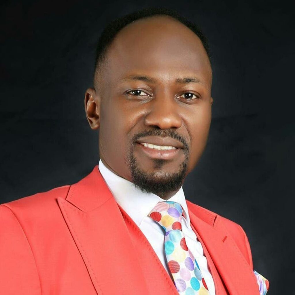 Apostle Suleman Accused Of Sleeping With Another Pastors